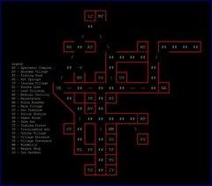 Map-Konohagakure